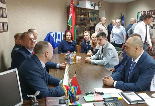 Прием граждан в г.Витебске