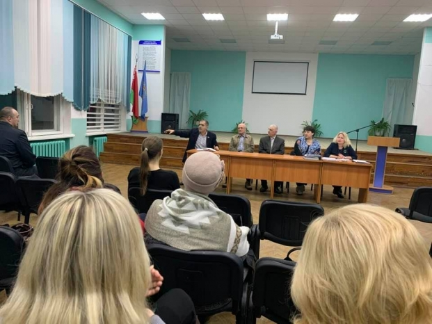 Заседание Совета общественного пункта охраны правопорядка №80