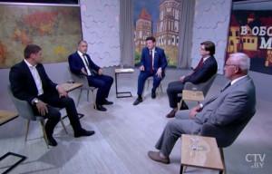 """Гайдукевич: """"Некоторые """"переобуваются"""" на ходу. Забыли свои политические программы, свои партии, идеологию. Только одно: давайте свалим власть, и всё."""