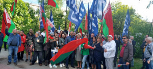 Глава Либерально-демократической партии отреагировал на снятие госфлага Беларуси в Латвии